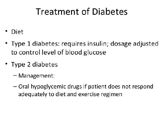 all of the following are symptoms of diabetes except