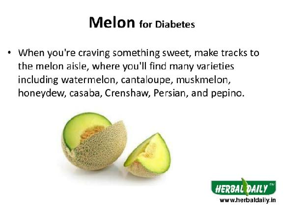 Cantaloupe And Diabetes Yes, it is indeed a very healthy addition to your diet. bowlfordiabetes ca
